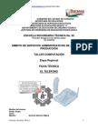 904101 Analisis de Objeto Tecnico El Telefono