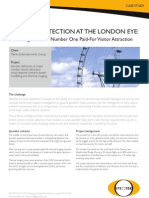 London Eye Case Study
