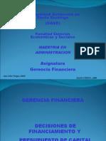 Cuarta Clase Financier A i