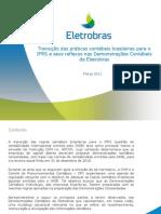 Apresentação IFRS - teleconferencia março 2011