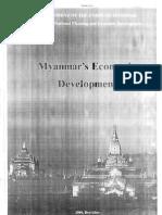 Myanmar's Economic Development