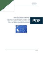 Gadc Strategic Blueprint