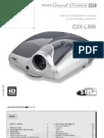 Sim2 C3X Link Manual