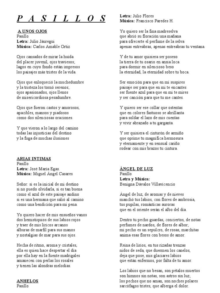 Jose flores lyrics