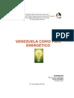 Energia en Venezuela