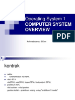 Operating System - 1