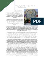 Toronto se vistió de Fe y rindió Homenaje al Cristo de Pachacacamilla