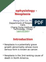 961018心肺病理學-林孟志老師--Pathophysiology -Neoplasia CGIT2006