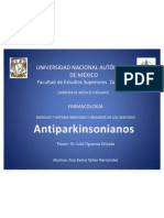 Farmacos antiparkinsonianos