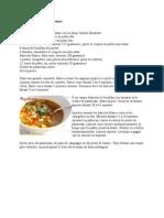 Soupe Aux légumes à Litalienne
