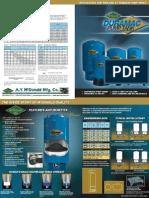 Duramac Pump Tanks