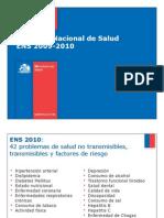 Result a Dos Encuesta de Salud 2010 Minsal