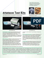 GrainPro Aflatoxin Test Kits