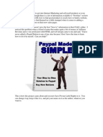 Paypal Made Simple