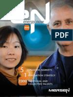 Mersen Magazine 2010 Gb
