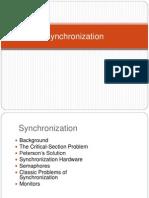 Ch06 Synchronization