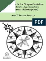 Monografía de los grupos genéricos Anactinothrips-Zeugmatothrips