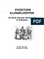 Revisiting Klingelhoeffer