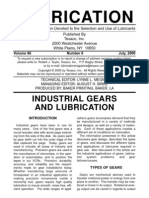34110418 Lubrication Industrial Gears