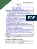 Giới thiệu về thị trường Xuất Nhập khẩu Việt Nam