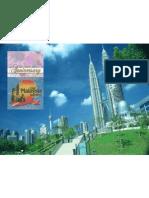 Petronas Twin Tower 1989'An