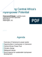 Power in Central Africa