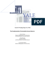 Fundamentals of Commodity Futures Returns