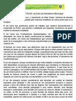 Documento de apoio à intervenção do PS Pedido de Suspensão do Plano de Urbanização da Grande Covilhã com vista à instalação do Data Center da PT