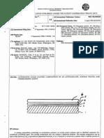 Acrylic Polyol Patent