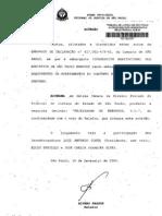 EMBARGOS DE DECLARAÇÃO n 617.001-45-01