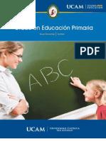 Guia Docente Grado Educacion Primaria Semipresencial 2001 2012[1]