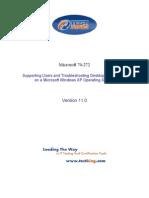 TestKing 70-272 v11