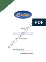 TestKing 70-297 v18