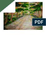 Painting] Kakahuyan Woodland)