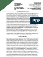 Engr Au - Pro Engr - Competency_Standards