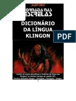Dicionário de Klingon