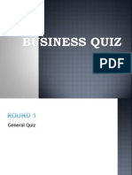 Final Business Quiz