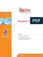 Surgical Case Form