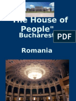 The Ceausescu house of people