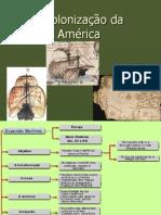 A Expansao Maritima e a Colonizacao Da America