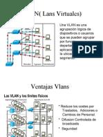 VLAN ( Lans Virtuales)
