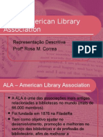 ALA – American Library Association