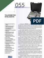 Catalogo Telurometro EM4055 Megabrass