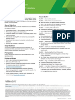VMWARE vSphereOverview V4