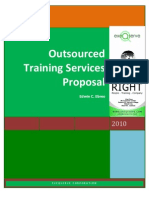 ExeQserve Training Consultancy Service Program