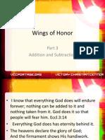 Wings of Honor Part 3