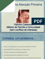 Cefaleia Na APS - Fabricio Casanova