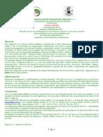 Convocatoria Simposio RIHE 2011 en PDF