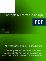 Concepts Themes in Design