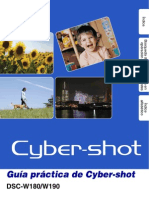 Manual Del Usuario CyberShot
